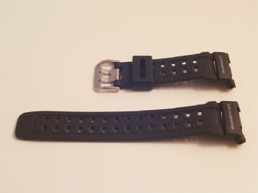 Original Casio G9000 Black 16mm Strap - S86C